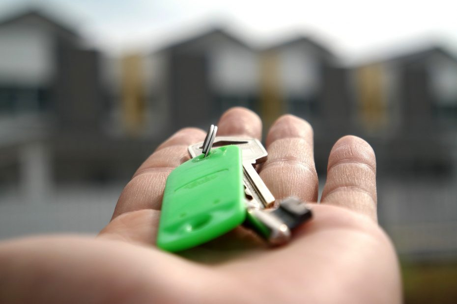 Keys from your own house